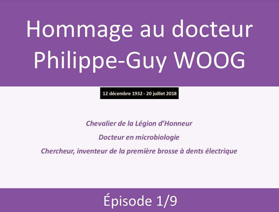 Dr Philippe-Guy WOOG