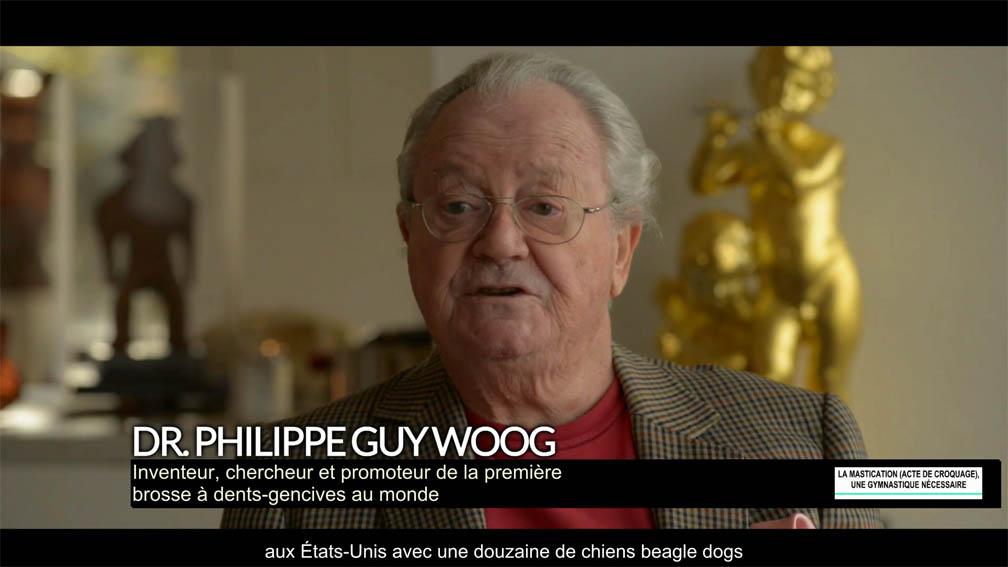 Dr. Philippe Guy-Woog Importance de la gymnastique de mastication
