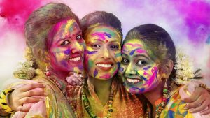 holi hindous chromobiologie