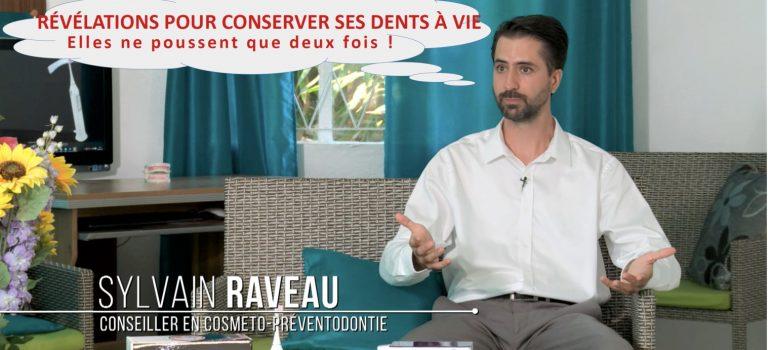 """J'offre gratuitement le film """"Révélations pour conserver ses dents à vie"""" de Jean-Yves BILIEN"""