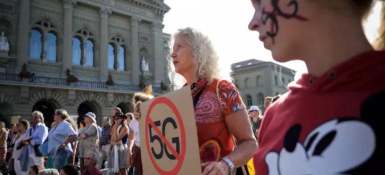 La France aurait-elle profité du COVID19 pour donner tous les droits d'implantation de la 5G ?