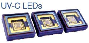 UV-C LEDs Aquisense PearlAqua