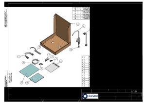 contenu du bluewater spirit 300 cp-hr_System Installation