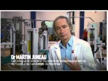 VÉGÉTALISME ET SPORT DE HAUT NIVEAU - Le test de Georges Laraque (Canada)