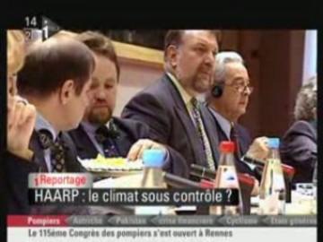 Haarp - une arme climatique - La Guerre secrète contre les peuples